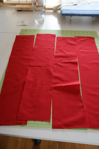 Fat Quarter Toddler Skirt