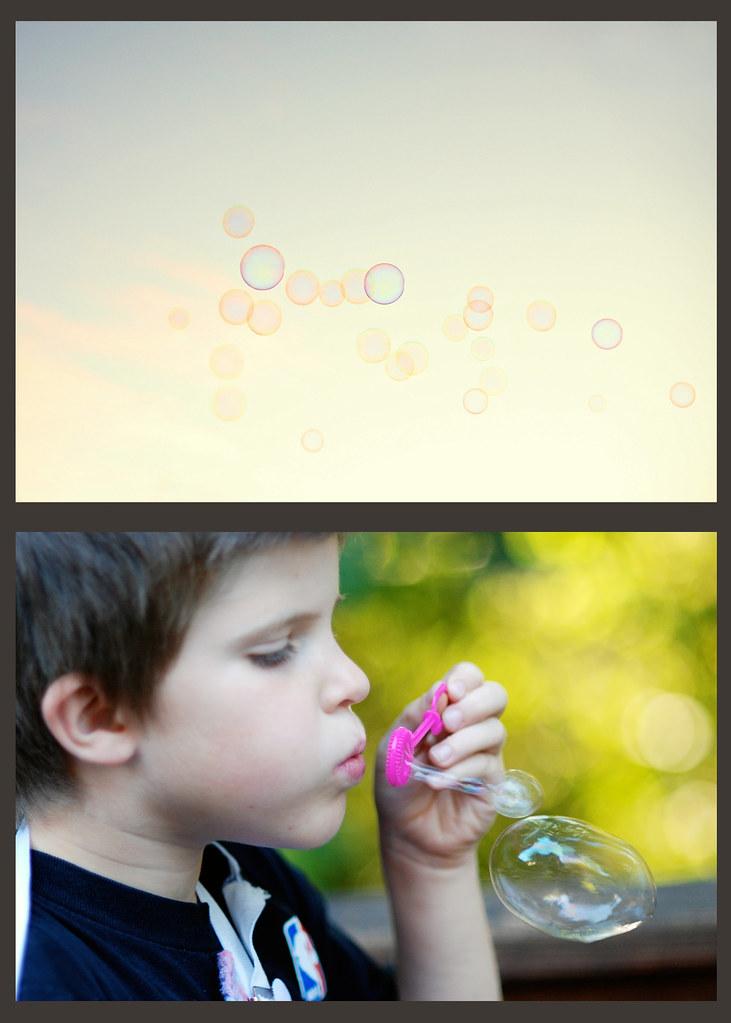 bubble dip