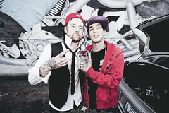 Hangin' with Jonny Craig - Emarosa 10.19.2010-0010 (dustinhollywood) Tags:
