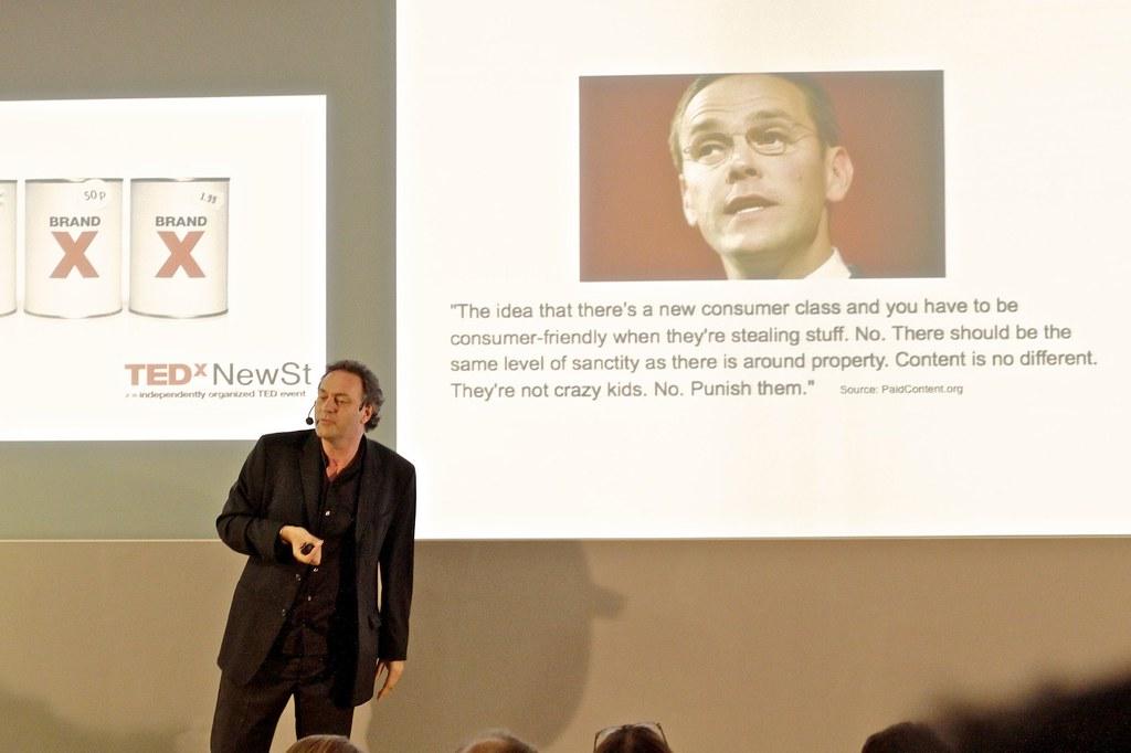 Gerd Leonhard - TEDxNewSt