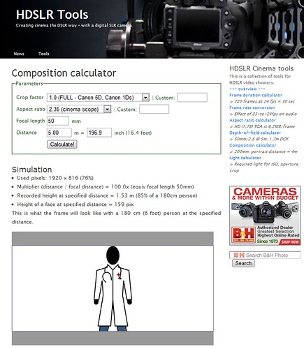 Composition calculator