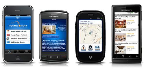 Homes.com Mobile-Apps