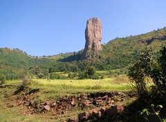 The finger of God. (Linda DV (away)) Tags: africa ethiopia 2010 kwala quala lindadevolder