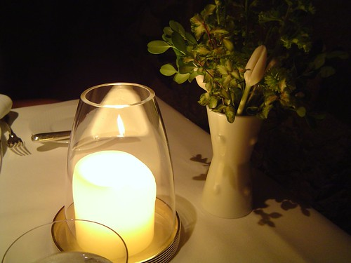 The French Laundry Ambiance