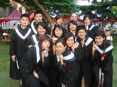 Graduation in Taiwan
