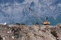Drag Line (arbyreed) Tags: old closed geneva slag steel debris cleanup shovel recycle uss dragline genevasteel unitedstatessteel arbyreed