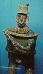 West Mexico Warrior 1 (Ilhuicamina) Tags: archaeology museum ceramic mexico nayarit oaxaca warrior museo tombs colima tamayo
