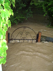 Winchcombe flood