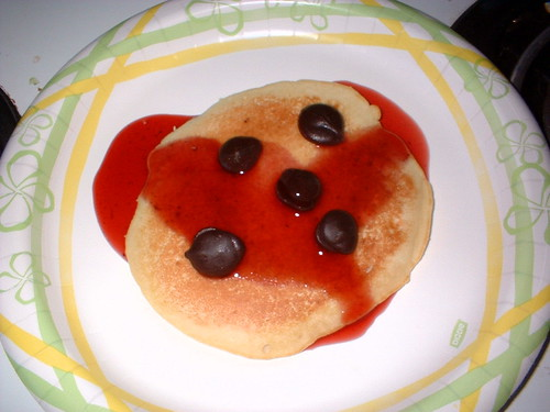 Calories in nutrisystem blueberry pancakes