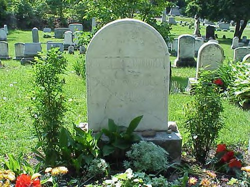 Susan B. Anthony's Grave