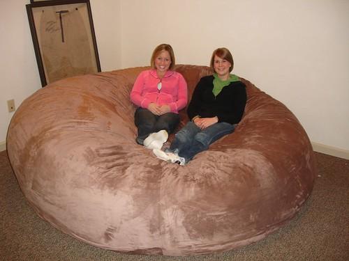 lovesac bean bag chair Huge Bean Bag Chair LoveSac Love Sac Comfy Sack Fombag   a photo  lovesac bean bag chair