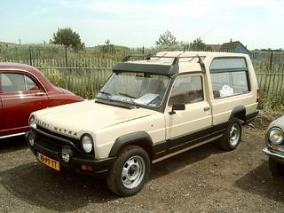 1984 Talbot (Simca) Matra Rancho