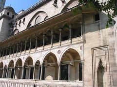 Sleymaniye Camii (sud) (cercamon) Tags: istanbul mosque sleymaniye estambul mosque adrvan mimarsinan sleymaniyecamii 3rdhill 3mecolline