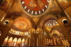 St. Louis Cathedral Basilica (Creativity+ Timothy K Hamilton) Tags: light saint st architecture louis bravo catholic 500v20f cathedral roman interior basilica mo missouri ambient inside romanesque hdr 87 5shot timothykhamilton