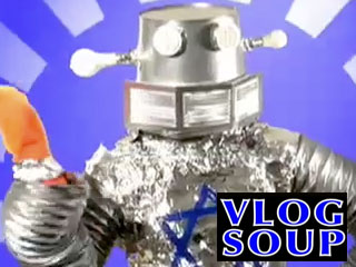 Vlog Soup - Galacticast: Robo Jew