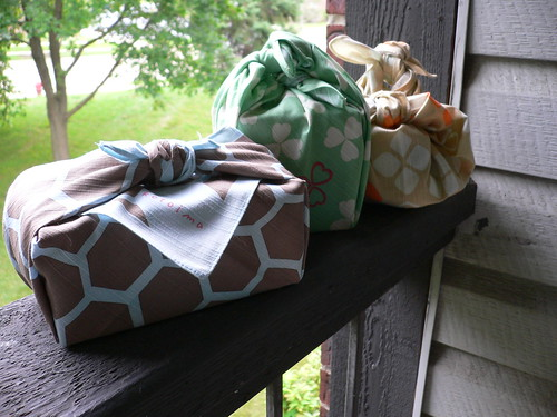Furoshiki Wrappings 1