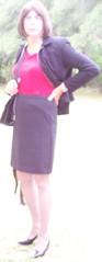 Ready for Home (lari_adams) Tags: stockings panties highheels transgender pantyhose crossdresser