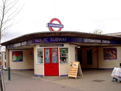 Picture of Leytonstone Station
