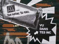 vu dans tes wc - by Môsieur J. [version 3.0b]
