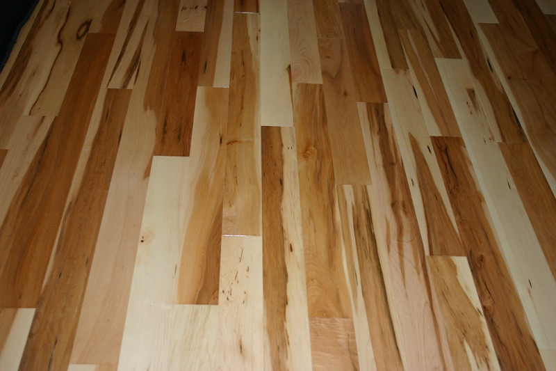 What Kind Of Hardwood Flooring Is This Finish Carpentry