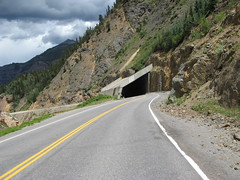 Snow Shed - Ouray, CO (brunoboris) Tags: colorado rockymountains sanjuanmountains ouray avalanche milliondollarhighway windyroad ourayco us550