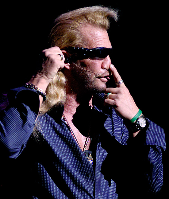 View hair styling tips for Duane Dog Chapman's hairstyles. duane dog chapman