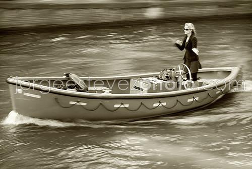 Amsterdam woman