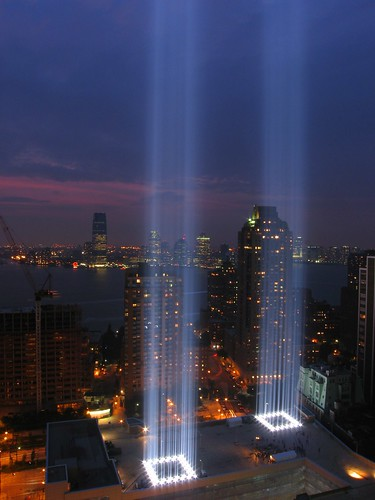 JPG · Tribute In Light - NYC September 11, 2007