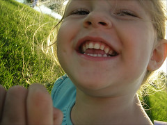 "You mean, ""Cheese?"" (Color) (RichTatum) Tags: wallpaper landscape richtatum september2007 ellie blogrodent girl daughter child childhood children fun grass green kids parenthood park people play playing smiles smiling youth smile laugh face elisabeth lumisgallery:blog=photoblog romeoville illinois nikon nikon3200 geotagged geo:lat=41619974 geo:lon=88161335 kid girly cute rose sweetheart appleofmyeye elisabethrose ellierose 3200 baby beautiful chica cutie damsel darling lass maiden pretty scion candid blond beauty family love"