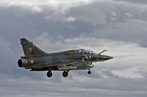 Airplane picture - Mirage 2000