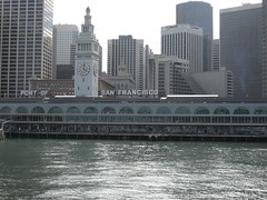 San Francisco harbour
