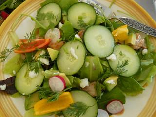 food salad iatethis