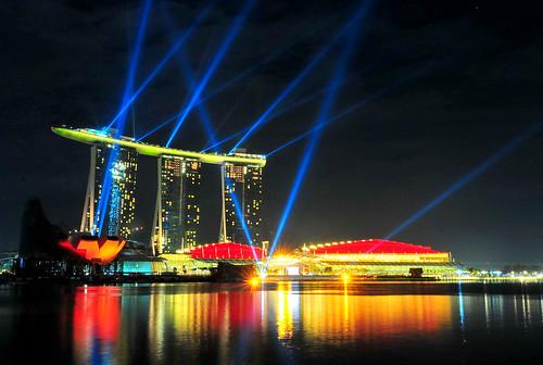 Marina Bay Sands-Grand Opening