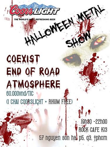Halloween Show In K13cafe 5101322999_babf45e847