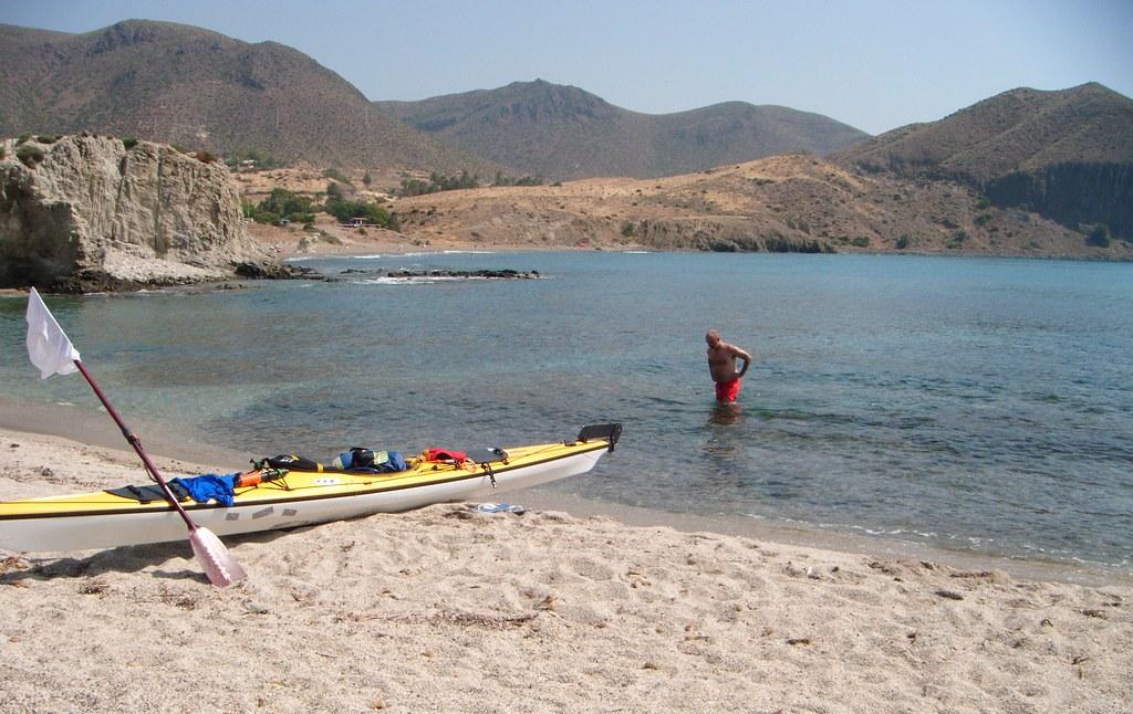 Cabo de Gata en kayak 715