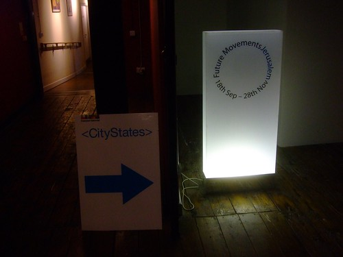 Future Movements, part of City States in the NOVAS Contemporary Urban Centre.
