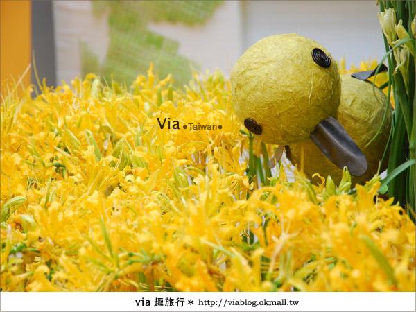 【花博夢想館】via遊花博(下)~新生三館:花博夢想館及未來館、天使生活館12