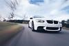 BMW M3 *explored* (MaddixLuxx) Tags: auto street 2 grass car tarmac speed forest canon eos woods driving power mark automotive headlights racing rig bmw 5d curve m3 pleasure v8 1635 autm explored vanos rigshot ashowoff