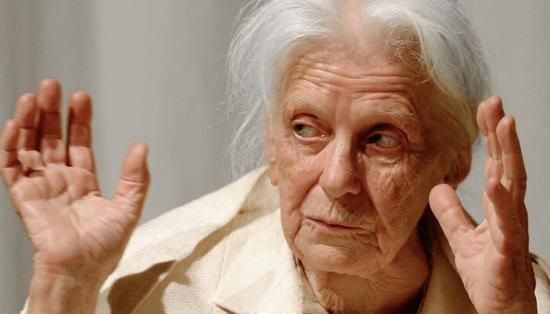 Swetlana Geier, Dostojewski-Übersetzerin ✝ 7. November 2010