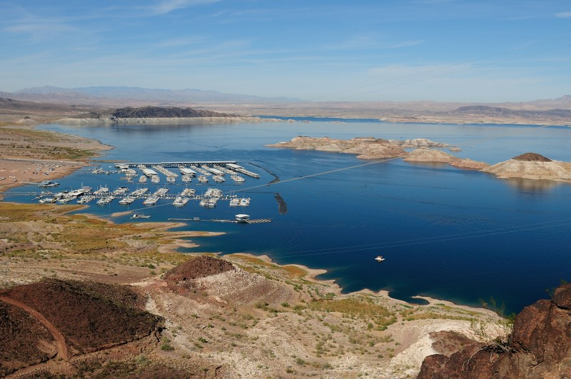 Lake Mead Marina