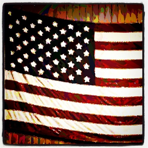 America the Beautiful #instagram #paintmee