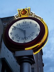 20070604 Fred Mayes Clock