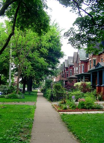 Green Toronto Street