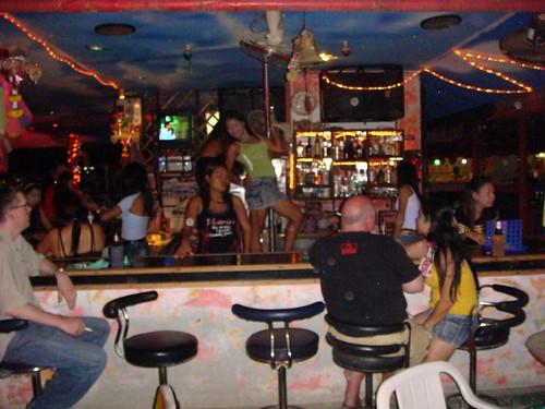 Go-go Bar, Lamai, Koh Samui.