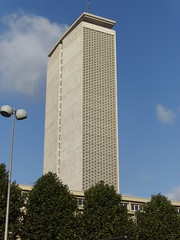 Rouen archives tower (pierre-yves corbel) Tags: rouen archives repository