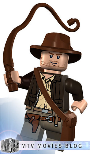 Indiana Jones 4 Lego