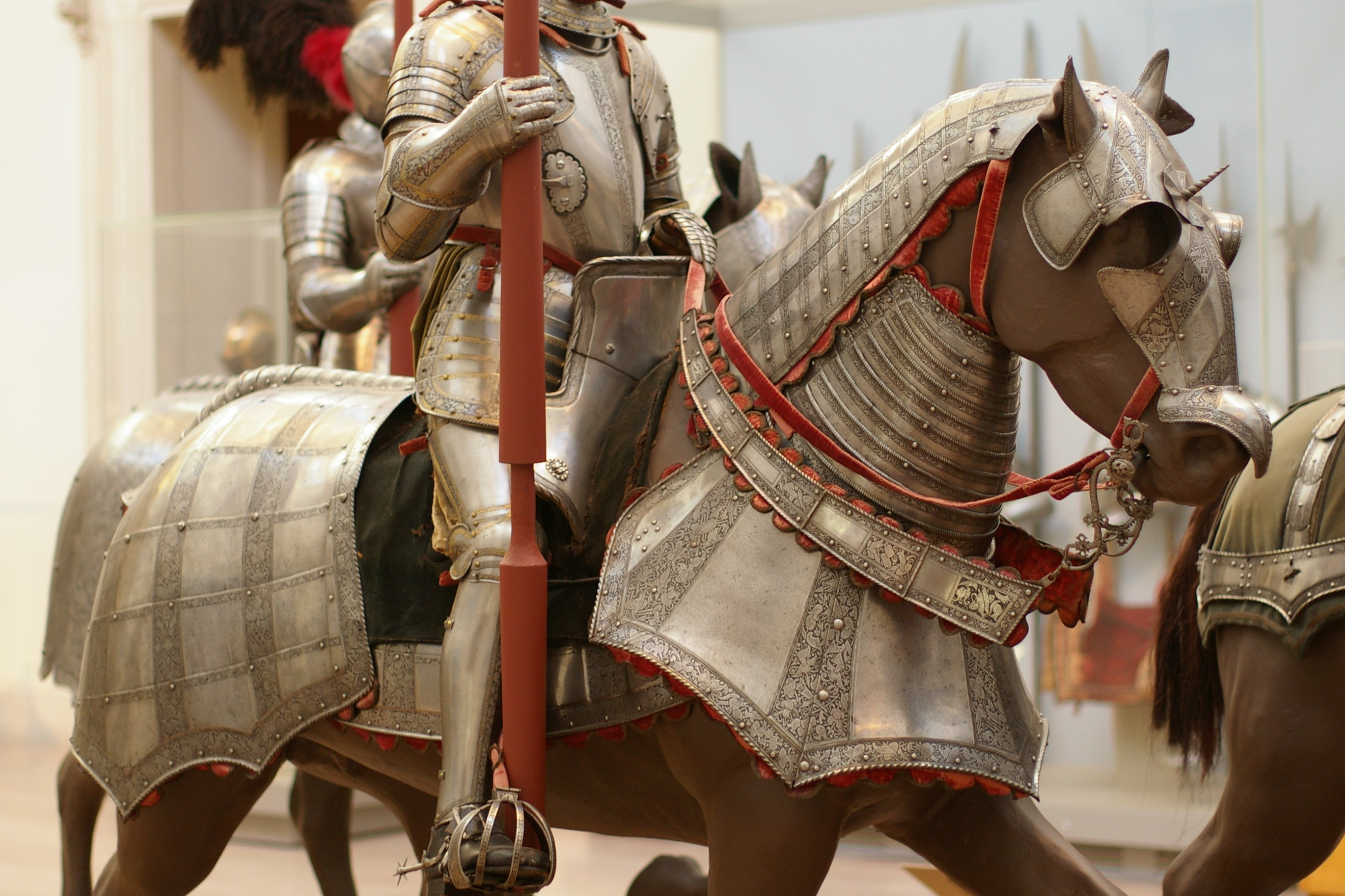 Armour For a Horse c 1570