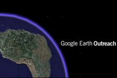 Googleが非営利団体に対してGoogle Earth(グーグルアース)コンテンツの構築支援を本格化