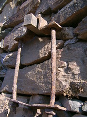Casa de Pedra / Stone House (pormenor)