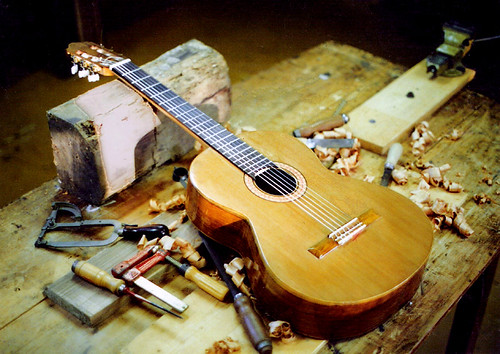 Classic Guitar - Flickr
